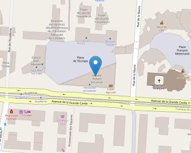 Adresse Caf du Calados - MSAP Hérouille Saint-Clair