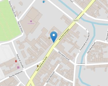 Adresse Caf du Calados - Accueil Isigny-sur-Mer