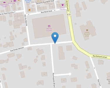 Adresse Caf du Calados - Accueil Villers-Bocage