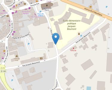 Adresse Caf de la Charente-Maritime - MSAP Montendre