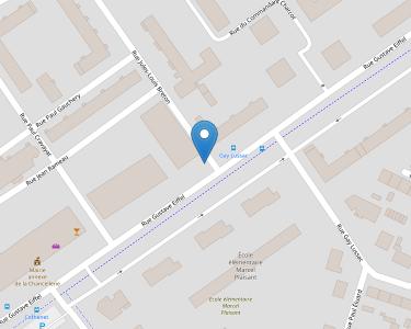Adresse Caf du Cher - MSAP Bourges