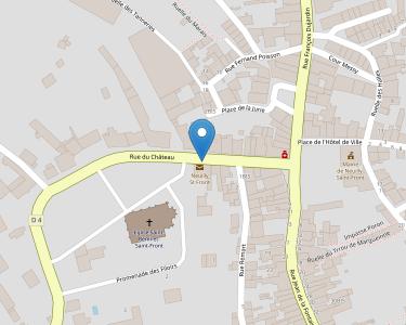 Adresse Caf de l'Aisne - MSAP Neuilly Saint Front