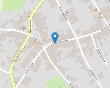 Adresse Caf de la Dordogne - Point-relais Mareuil