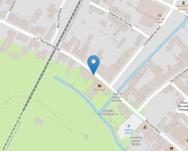 Adresse Caf de l'Eure-et-Loir - MSAP Bonneal