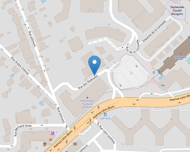 Adresse Caf de la Haute-Garonne - Point-relais Toulouse