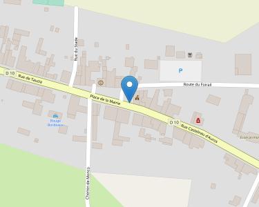 Adresse Caf de la Gironde - Point-relais Auros