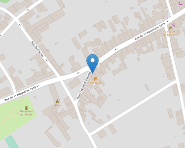 Adresse Caf de la Gironde - MSAP Barsac