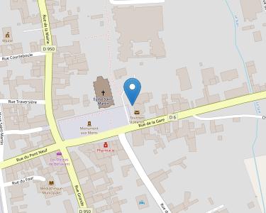 Adresse Caf de l'Indre - MSAP Tournon-Saint-Martin