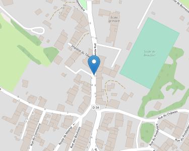 Adresse Caf du Jura - MSAP Beaufort