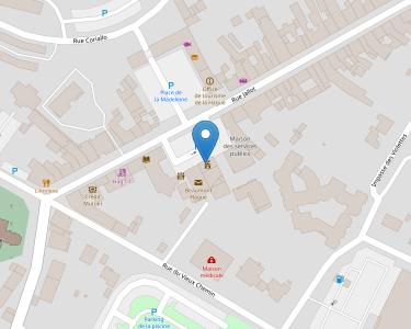 Adresse Caf de la Manche - Point-relais Beaumont-Hague