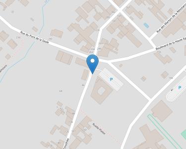 Adresse Caf de la Marne - Point-relais Fère Champenoise
