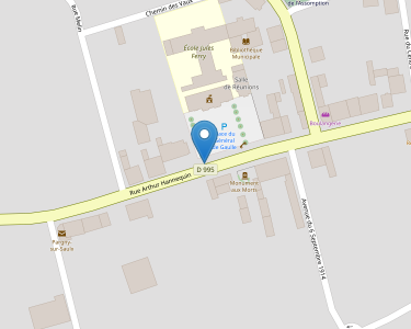 Adresse Caf de la Marne - MSAP Pargny-sur-Saulx