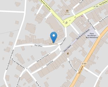 Adresse Caf de la Meuse - MSAP Damillers