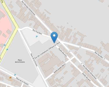 Adresse Caf des Alpes-Maritimes - MSAP Grasse