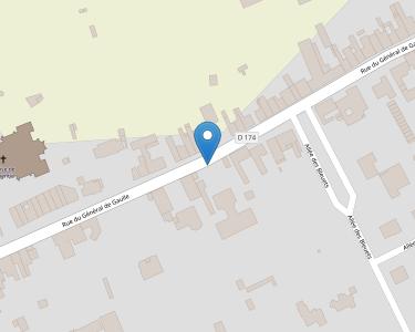 Adresse Caf du Pas-de-Calais - Point-relais Laentie