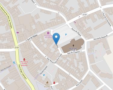 Adresse Caf du Pas-de-Calais - Point-relais Lillers
