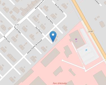 Adresse Caf du Pas-de-Calais - Point-relais Sains-en-Gohelle