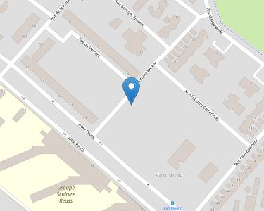 Adresse Caf du Bas-Rhin - MSAP Strasbourg