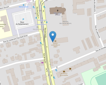 Adresse Caf du Haut-Rhin - MSAP Mulhouse