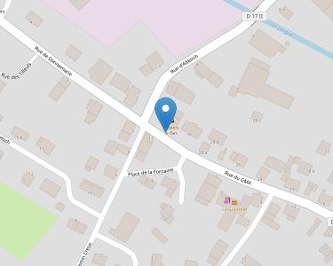 Adresse Caf du Haut-Rhin - MSAP Seppois-le-Bas