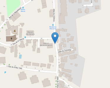 Adresse CAF DU RHONE - POINT RELAIS MIONS