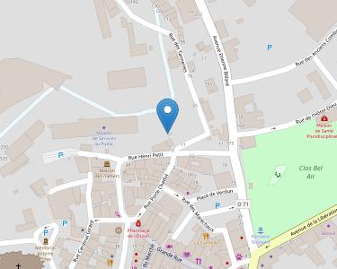Adresse Caf du Rhône - MSAP Saint Symphorien sur Coise