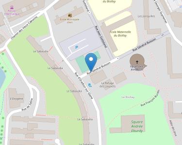 Adresse Caf de la Saoie - Point-relais Chambéry