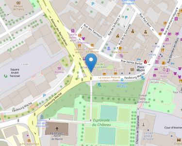 Adresse Caf de la Saoie - MSAP Chambéry