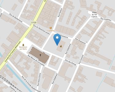 Adresse Caf de Seine-Maritime - Point-relais Blangy-sur-Bresle