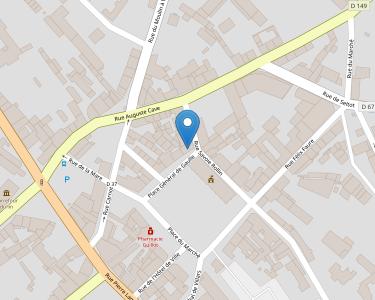 Adresse Caf de Seine-Maritime - MSAP Doudeille