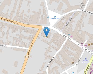 Adresse Caf de Seine-Maritime - MSAP Gournay-en-Bray