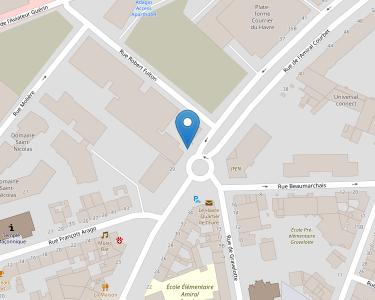 Adresse Caf de Seine-Maritime - Point-relais Le Hare