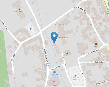 Adresse Caf des Yelines - MSAP Septeuil