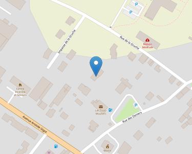 Adresse Caf de la Vienne - MSAP Les Trois Moutiers