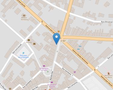 Adresse Caf de la Haute-Vienne - MSAP Bellac