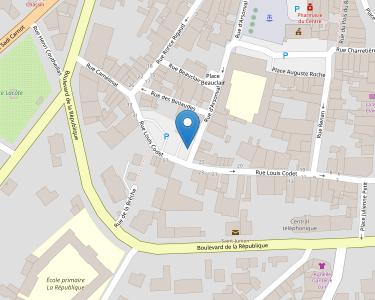 Adresse Caf de la Haute-Vienne - MSAP Saint-Junien