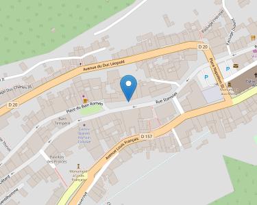 Adresse Caf des Vosges - MSAP de Plombières-les-Bains