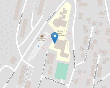 Adresse Caf des Vosges - Point-relais Remiremont