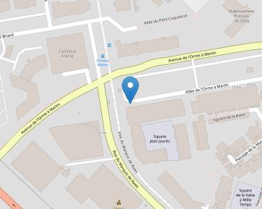 Adresse Caf de l'Essonne - Point-relais Courcouronnes