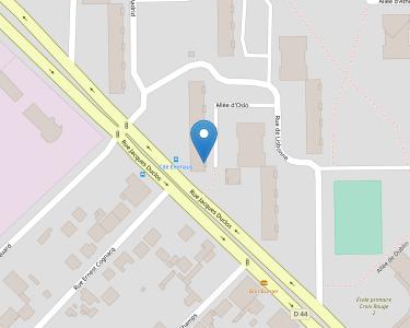 Adresse Caf de Seine-Saint-Denis - MSAP Aulnay-sous-Bois