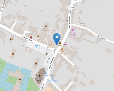 Adresse Caf du Val-d'Oise - MSAP Vigny