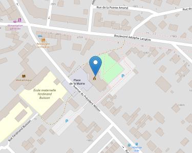 Adresse CCAS DE LIMAY
