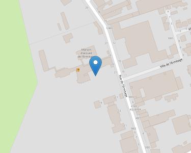 Adresse ERMITAGE ACCUEIL