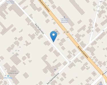 Adresse CCAS DE POISSY