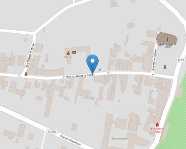 Adresse CCAS D'ABZAC