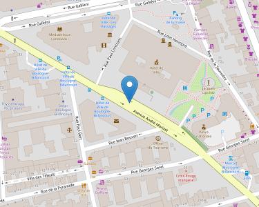 Adresse CCAS DE BOULOGNE BILLANCOURT