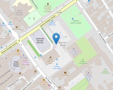 Adresse CCAS D'IVRY-SUR-SEINE