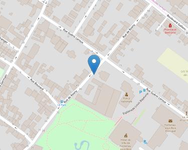 Adresse CCAS DE FONTENAY-SOUS-BOIS