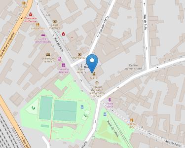 Adresse CCAS DE CHARENTON-LE-PONT