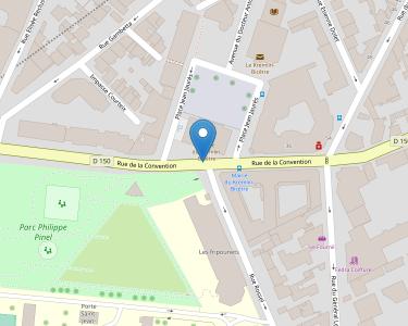 Adresse CCAS DU KREMLIN-BICETRE